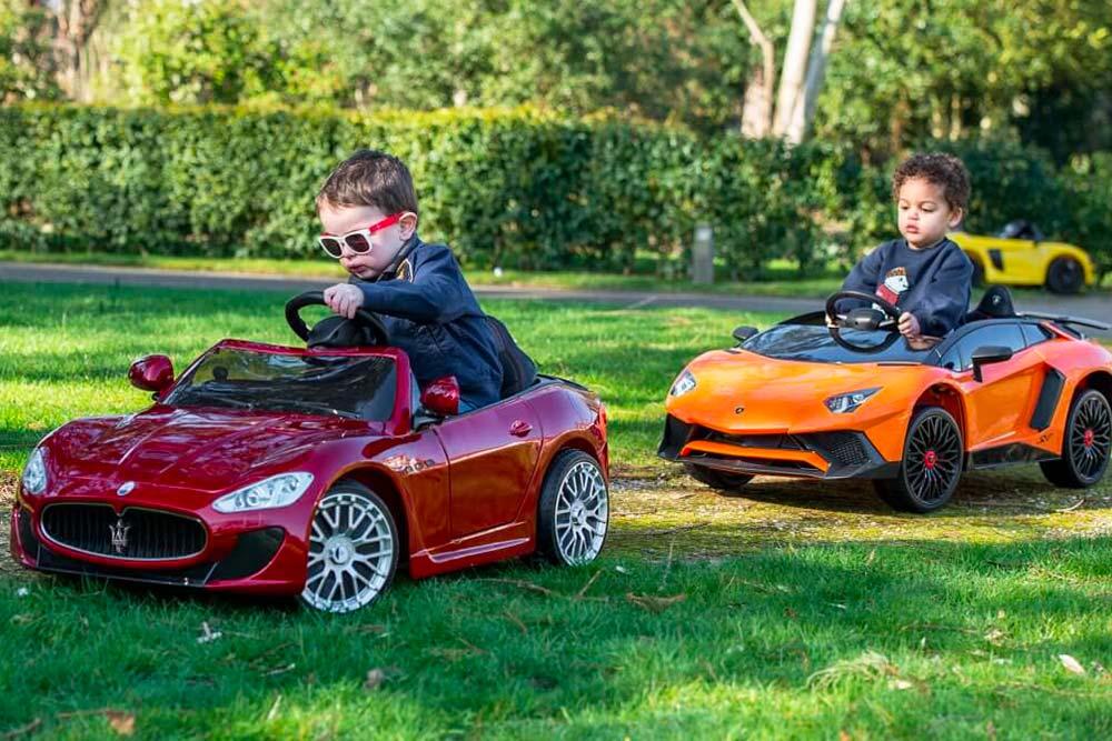 6 Modelli di Auto Elettrica per Bambini con il Telecomando ...